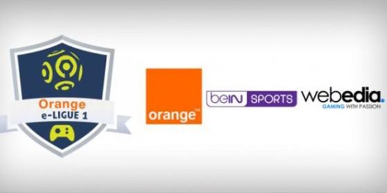 Orange e-Ligue 1 revient en 2017/2018