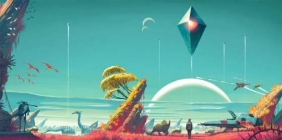 No Man's Sky : la mise à jour Atlas Rises