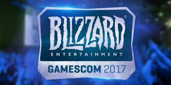 Gamescom 2017 : programme de Blizzard