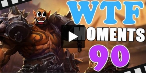 Heroes of The Storm WTF Moments 90