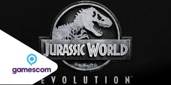 Gamescom 2017 : Jurassic World Evolution