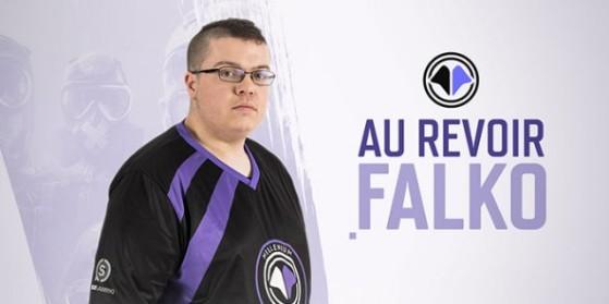 Millenium R6S se sépare de Falko