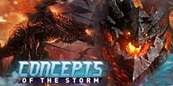 Concepts of the Storm #78 Aile de mort V2