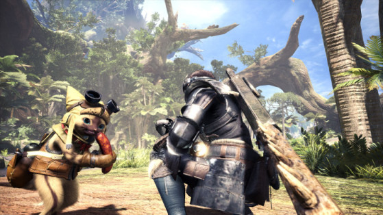 Monster Hunter World : Tutoriel