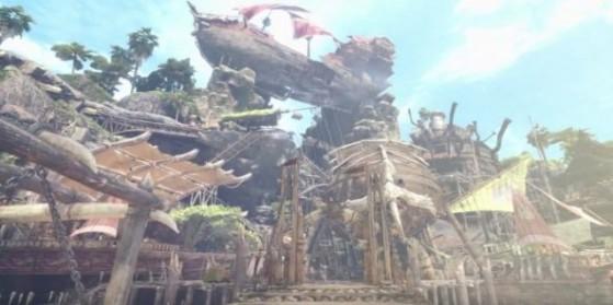 Monster Hunter World : Astera