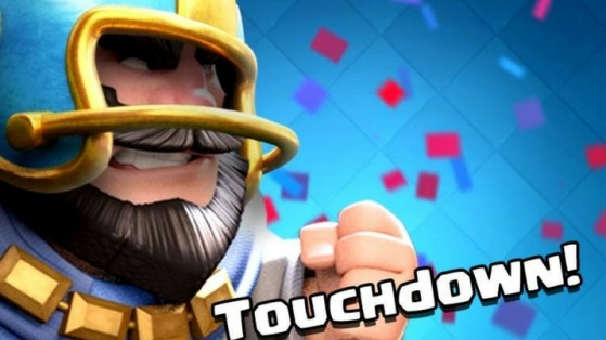 Mode Touchdown, guide