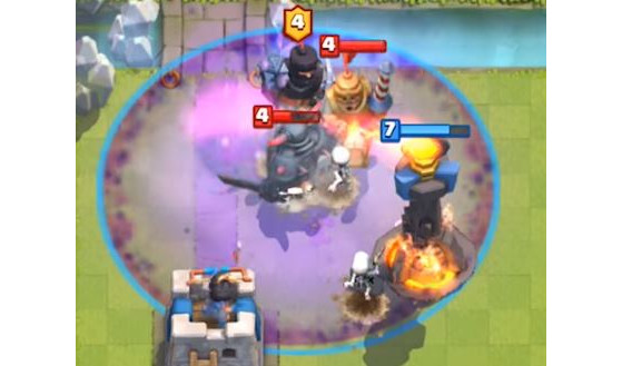 La diversion, c'est tout un art - Clash Royale