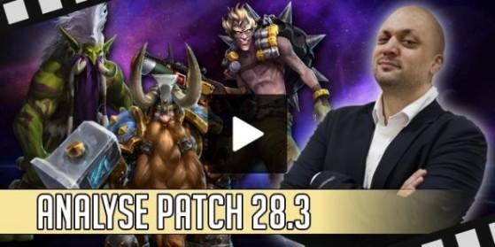 HotS Vidéo - Analyse patch 28.3