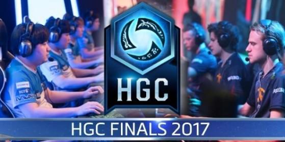 HGC 2017 - Finals Blizzcon