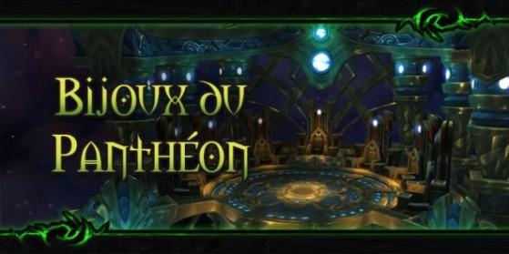 Patch 7.3.2, Bijoux du panthéon d'Antorus