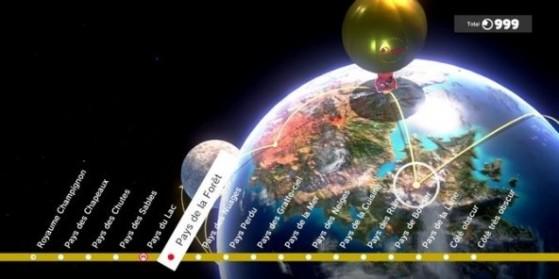 Soluce Super Mario Odyssey 100%