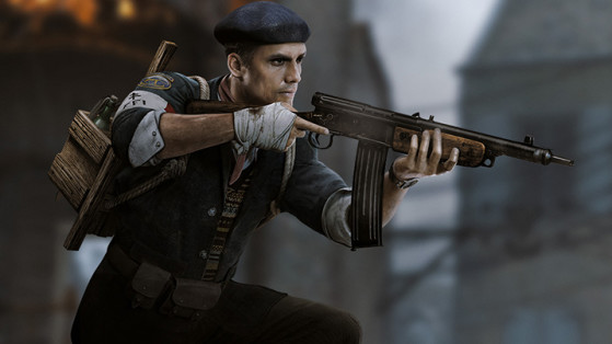WW2 : DLC The Resistance, Call of Duty