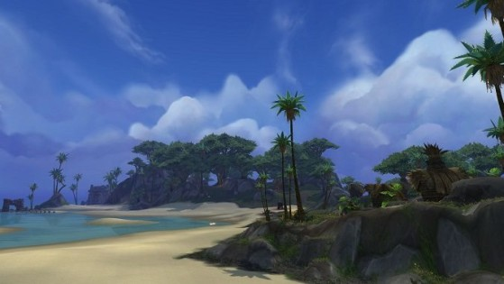 Les ruines d'Un'gol - World of Warcraft