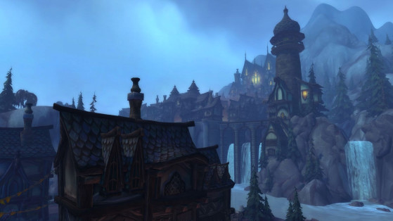 Havenswood - World of Warcraft