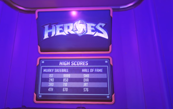 Sombra semble avoir piraté les scores du jeu - Overwatch