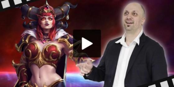 HotS Vidéo - Découverte Alexstrasza