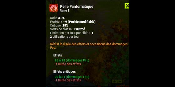 Pelle Fantomatique - Dofus