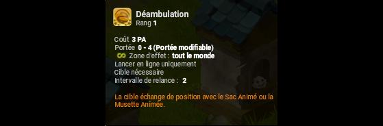 Déambulation - Dofus