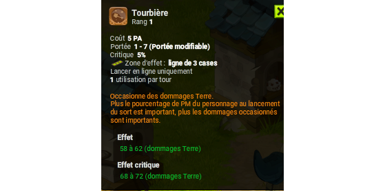 Tourbière - Dofus