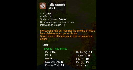 Pelle Animée - Dofus