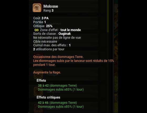 Molosse - Dofus