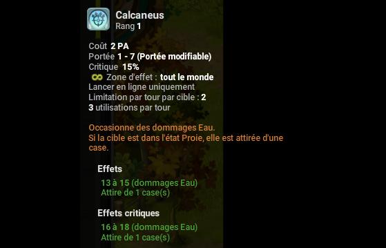 Calcenus - Dofus