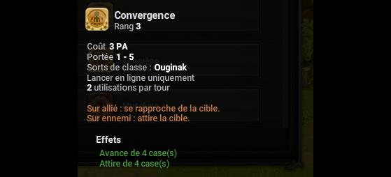 Convergence - Dofus