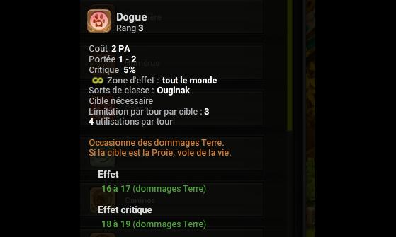Dogue - Dofus