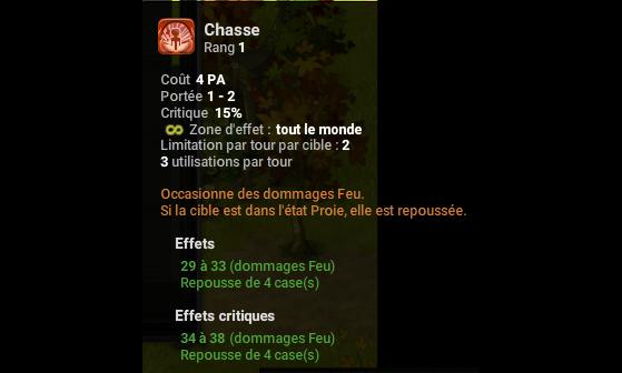 Chasse - Dofus