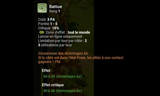 Battue - Dofus