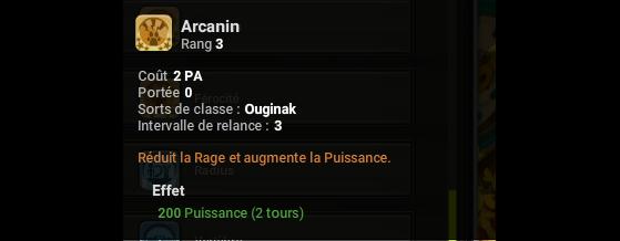 Arcanin - Dofus