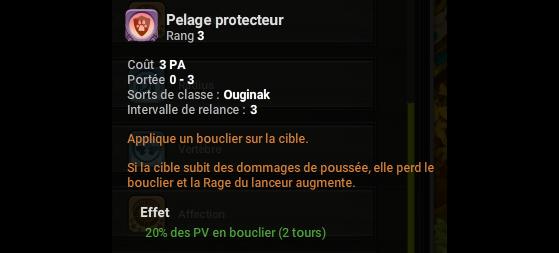 Pelage protecteur - Dofus