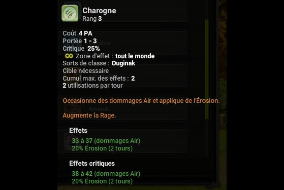 Charogne - Dofus