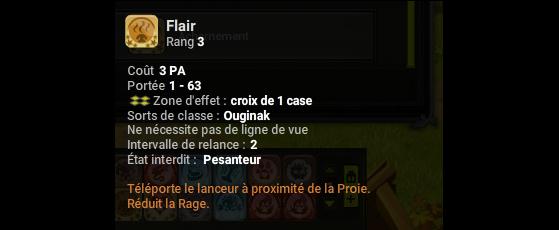 Flair - Dofus
