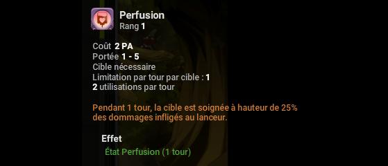 Perfusion - Dofus