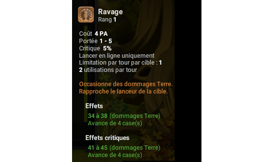 Ravage - Dofus