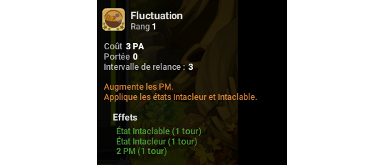 Fluctuation - Dofus