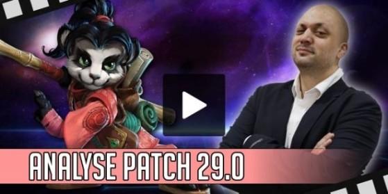 HotS Vidéo - Analyse patch 29.0