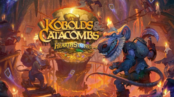 Hearthstone : Decks Kobolds et Catacombes