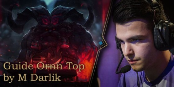 Guide Ornn Top par Darlik, S8