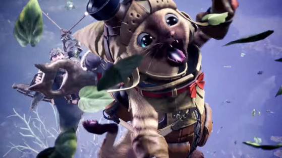 MHW : Hommage aux Palicos