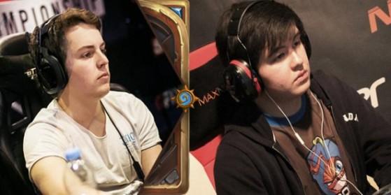 Hearthstone, Alliance perd deux joueurs