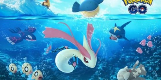 Pokémon GO - Event Noel 2017