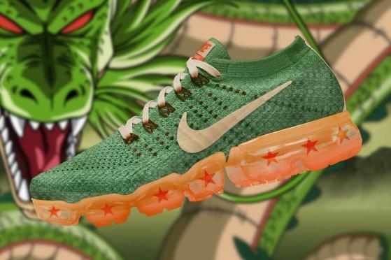 chaussures dragon ball nike