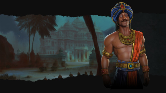 Civilization 6 : Inde - Chandgragupta