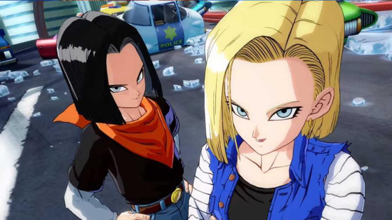 Dragon Ball FighterZ : Guide C-18