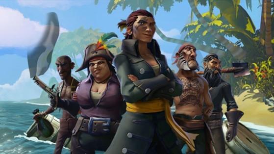 Nos 40 minutes de gameplay sur Xbox One X — Sea of Thieves