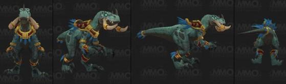 Forme de voyage - World of Warcraft