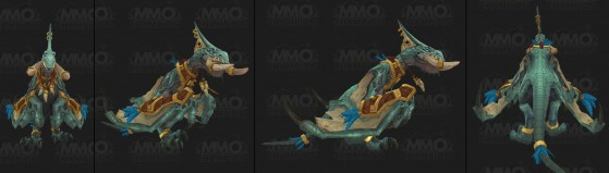 Forme de vol - World of Warcraft