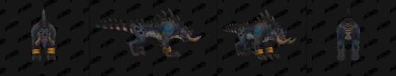 Forme de félin - World of Warcraft